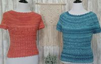 Soft & Simple Crochet Top - Free Pattern