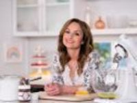 Get this all-star, easy-to-follow Angel Food Cake with Espresso Mascarpone Cream recipe from Giada De Laurentiis