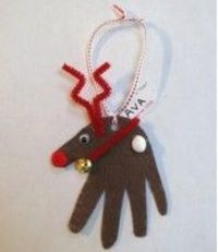 christmas ornaments, homemade christmas ornaments and reindeer ornaments.