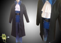 One Piece Dressrosa Sabo Cosplay Costume for Sale