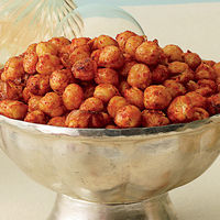 Spiced chickpeas