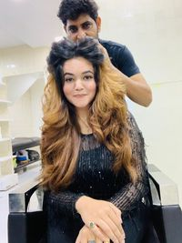 Hair Keratin in Yamunanagar - rushsalon
