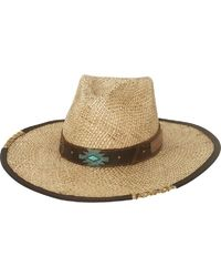 Bullhide Women's Natural No Rules Straw Hat Item BH-2964 $57.99