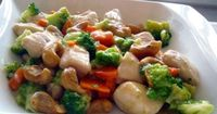 Cashew Chicken: Quick and delicious Cashew Chicken just like in Chinese restaurants