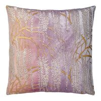 Opal Willow Metallic Pillow by Kevin O'Brien Studio $311.00