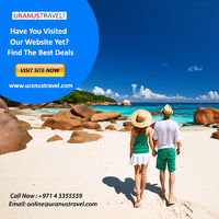 Crazy Travel Deals - Find the best deals on Flight Tickets, Hotel Booking & Holiday Package.