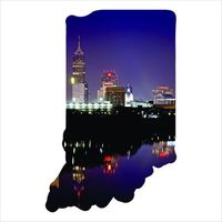 Indiana Steel Imagery Metal Wall Decor $53.99 �œ� Handcrafted in USA! �œ� Support American Artisans