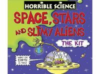 Galt Toys Horrible Science Space, Stars and Slimy Aliens Out of this world experiments! Make an awesome asteroid, create a potty planetarium and mould a slimy Snotty. Learn how mind-blowingly big the solar system is. Contents: (Barcode EAN = 505534626...