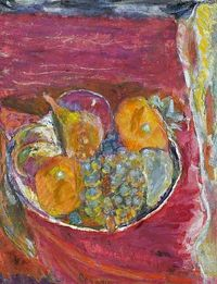 Pierre Bonnard, Grapes,1942-45