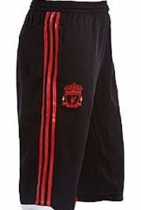 Training Wear Adidas 2010-11 Liverpool Adidas 3/4 Length Training Official 2010-11 Liverpool 3/4 Length Training Pants (Black) available to buy online. This official Liverpool merchandise is manufactured by Adidas and is available to order in adul...