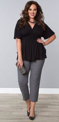 Try Dia&Co 2018 outfit inspiration. Beautiful curvy girl outfits sent right to your door. Dia&Co is a personal styling service for plus sized women sizes 14-32. $20 styling fee that goes to wards any purchase! Gorgeous clothing personalized to fit...