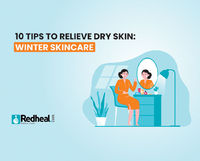 The chilly winters tend to irritate your skin and make it seem scaly like that of a fish. So, you need a skin care routine that is different than what you regularly follow. Check our blog article to know how you can protect your skin this winter.