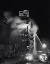 Weegee was the great photographer of New York in the 1930s, 1940s and 1950s, whose book Naked City helped to create the mythology of the city.