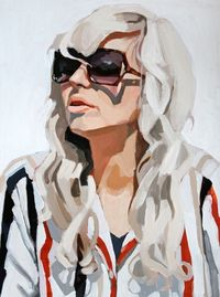 painted portrait by erin fitzpatrick