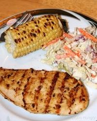 MIH Recipe Blog: Sweet and Savory Grilled Chicken Dry Rub