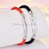 Custom True Love Couple Promise Bracelets Gift https://www.gullei.com/custom-true-love-couple-promise-bracelets-gift.html