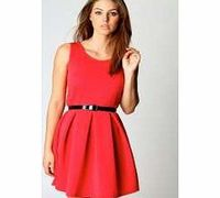 boohoo Julia Box Pleat Sleeveless Skater Dress - red Julia Box Pleat Sleeveless Skater Dress - red http://www.comparestoreprices.co.uk//boohoo-julia-box-pleat-sleeveless-skater-dress--red.asp