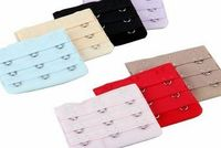 SODIAL(R) 7pcs Colorful 3x3 Hooks Bra Strap Clasp Extenders Extension Lingerie No description (Barcode EAN = 4894462140895). http://www.comparestoreprices.co.uk/bras/sodial-r-7pcs-colorful-3x3-hooks-bra-strap-clasp-extenders-extension-ling...