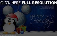 Funny happy holidays cover photo quote
