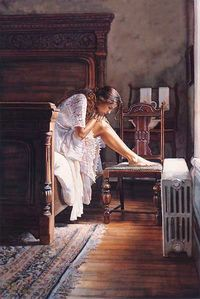 Astounding Watercolours By Steve Hanks
