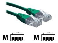 COMPUTER GEAR 0.5m RJ45 to RJ45 CAT 6 stranded network cable GREEN Category 6 is designed for use with high-speed networks and capable of supporting Gigabit networks. The two most common uses are from hub to patch panel, and work area outlet (jack)...