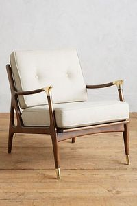 Haverhill Chair - anthropologie.com ~ this may be it!!! Love.