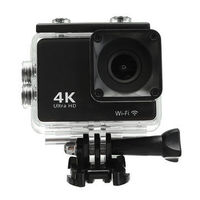 2 Inch 4K Ultra FHD 1080P Double Screen Waterproof Sport Action Camera with WiFi Connection