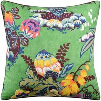 Fairbanks Green Pillow by Ryan Studio $200.00