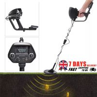 Metal Detector Machine Coil Treasure Searching Hunter Gold Silver Finder Tool