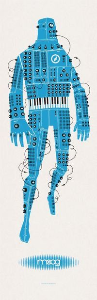Moogfest 2011 on Behance
