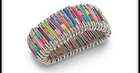 hand-made-recycled-safety-pin-telephone-wire-cuff-bracelets