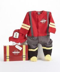 Another great find on #zulily! Baby Aspen Red Big Dreamzzz Firefighter Set by Baby Aspen #zulilyfinds