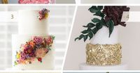 Top cake designers predict cake trends for 2015 and share innovative wedding cake designs.