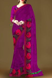 online shopping for party kota silk sarees are available at www.unnatisilks.com