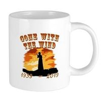 Scarlett at Sunset 80 Years 20 oz Ceramic Mega Mug