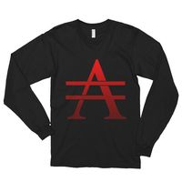 Big A Long sleeve t-shirt (unisex) $25.00