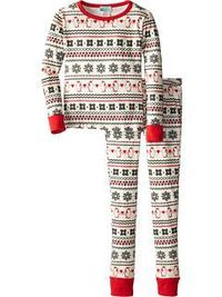 BedHead Kids Snug Fit Classic PJs + 39 other adorable Christmas Jammies for Kids