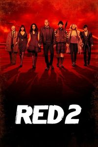 Red 2 (2013) Ex-CIA agent Frank Moses and his crew return for another high-stakes mission, scouring the globe for a missing nuclear device. Along the way, they'll face off against assassins, terrorists and corrupt government officials. Bruce W...