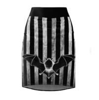 https://www.rebelsmarket.com/products/bat-with-grunge-stripes-women-s-pencil-skirt-218185