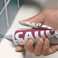 Don't put up with dark stains and mold in your tub or shower. You can replace old caulk in less than an hour at almost no cost. You can quickly hone caulking sk