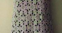 Motif Tunic Top free crochet graph pattern