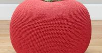 Orchard Pouf   The Land of Nod