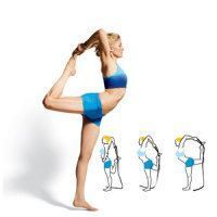 Yes you can! Steps to build up to advanced Yoga poses