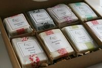 Soap Sampler Gift Set - Handmade soap Natural $25.00