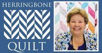 The Herringbone Quilt: Easy Quilting Tutorial with Jenny Doan...