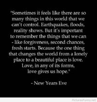 New year eve quote hd