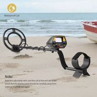 MD3031 Metal Detector Underground Treasure Hunter Professional Gold Detector with 3 Operating Modes