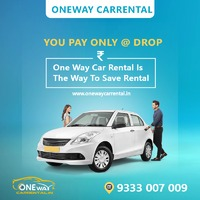 Get the best Chennai outstation taxi service at One Way Car Rental. We provide you with great savings, doorstep pickup, and free full fuel service so you don't have to pay for it on the way. To book our services or know more about us, take a look at...