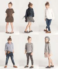 Como se fosse minha filha! Fotos: lookbook Zara