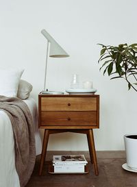 Bedside table. Is this yours??